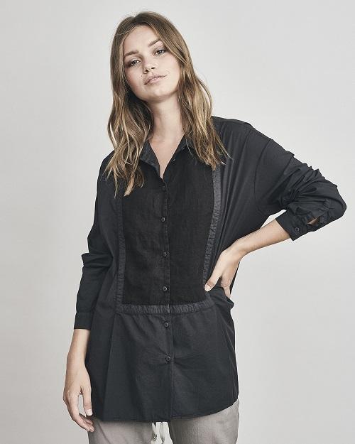 KDN U130 cotton linen oversize shirt.jpg