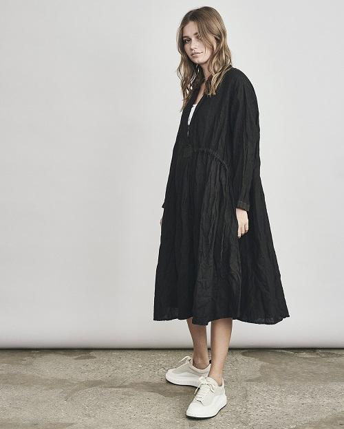 KDN U162 linen dress with pockets.jpg